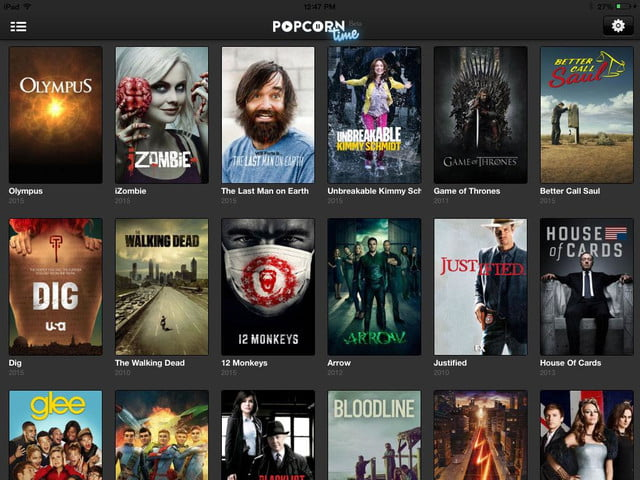 Popcorn Time on iOS may give Apple headaches in the future   Digital