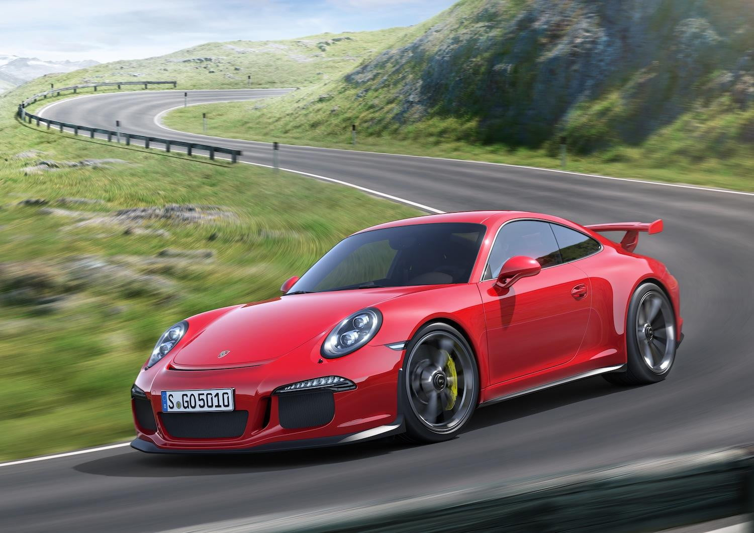 Porsche To Drop All wheel Drive From The 911 GT2 But Add More ...