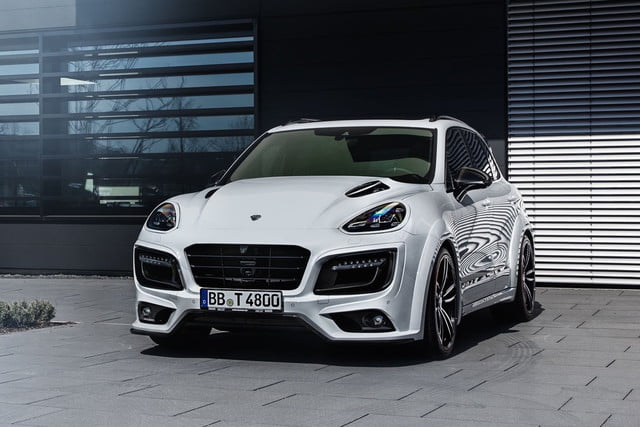 Techart Porsche Cayenne Turbo S Magnum Sport Photos Specs