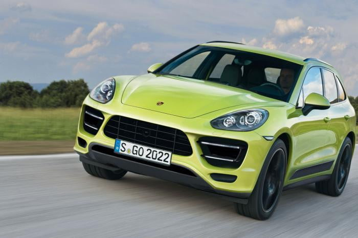 all new porsche macan compact suv slated for la debut. Black Bedroom Furniture Sets. Home Design Ideas