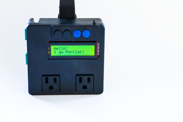Portlet' is an open-source programmable outlet for controlling your