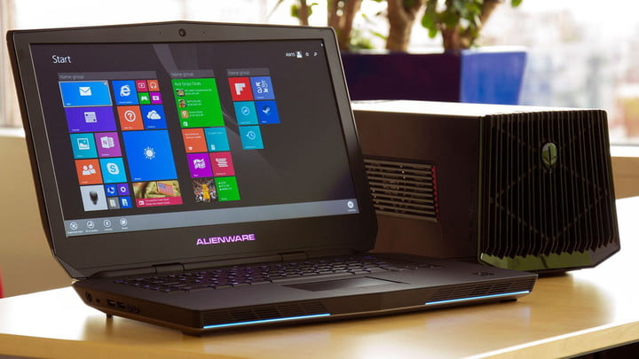 Alienware 15 Review | Gaming Laptop with Amplifier