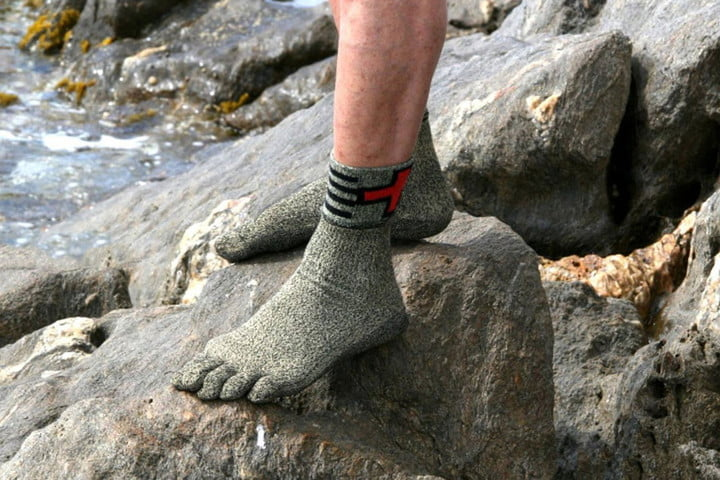 These high-tech socks protect your feet like shoes