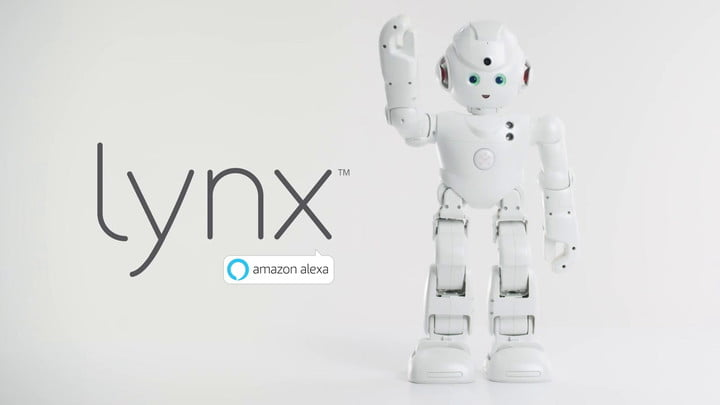 Lynx Gives Amazon's Alexa Appendages and Personality at CES