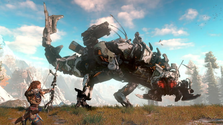 Horizon Zero Dawn Review: An amazing Robot Dinosaur Safari