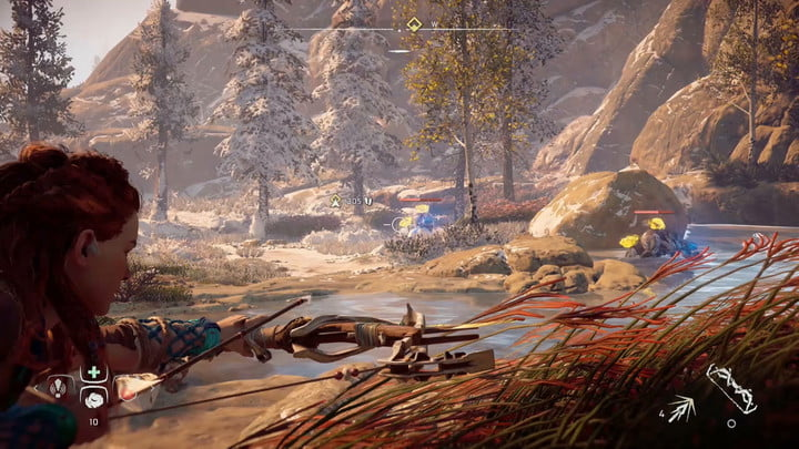 'Horizon: Zero Dawn's story is more than just an excuse to fight robot dinosaurs