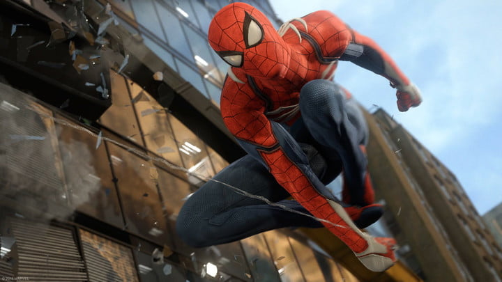 Marvel's Spider-Man E3 2017 Preview | Video Game