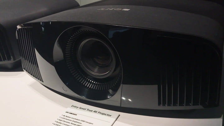 Sony's VPL-VW285ES Projector Packs Cinema-level 4K for Under $5,000