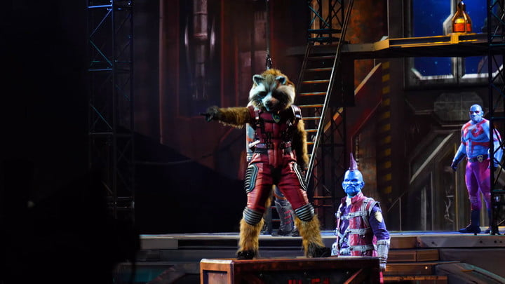 Marvel Universe Live Is A Circus Full Of Your Favorite Marvel Characters