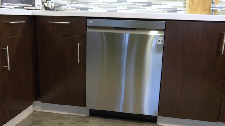 LG Quadwash Dishwasher Review