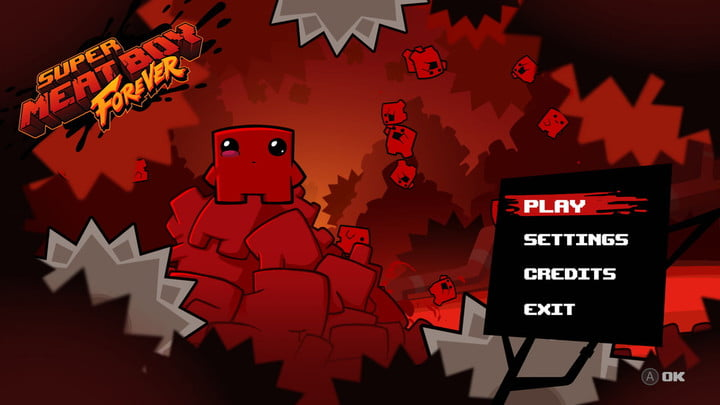 'Super Meat Boy Forever' | Hands-on Preview