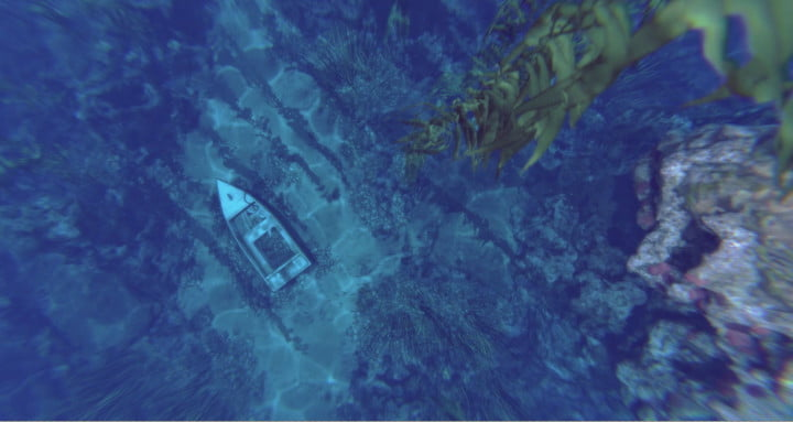 Swimming with Sharks: Operation Apex is influenced by your favorite documentaries