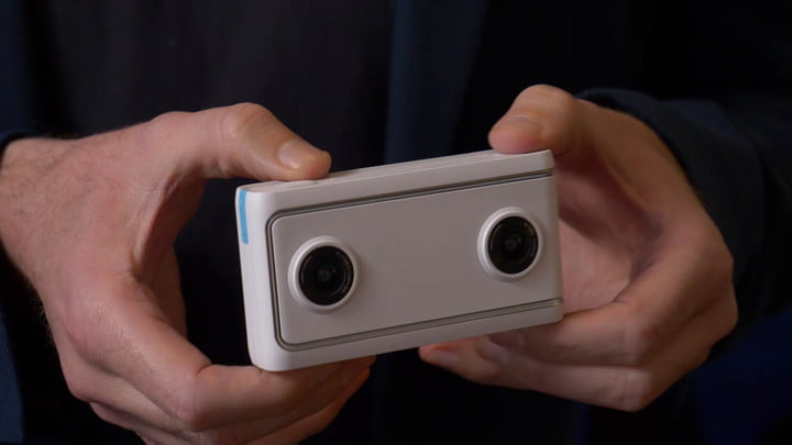 Lenovo Mirage Camera Hands-on Review