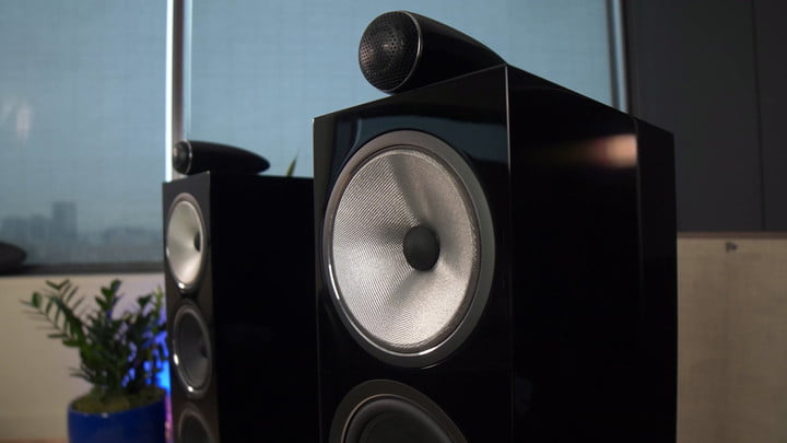 Bowers and Wilkins 702 S2 Review