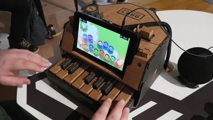 Nintendo Labo Hands-On Preview