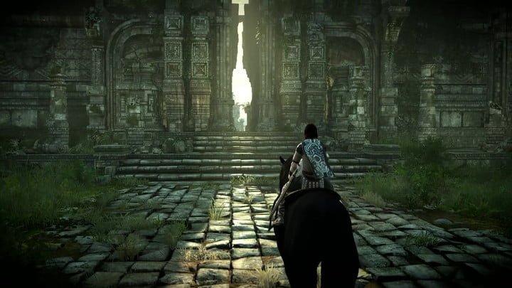 Shadow Of The Colossus Review Glorious And Gargantuan