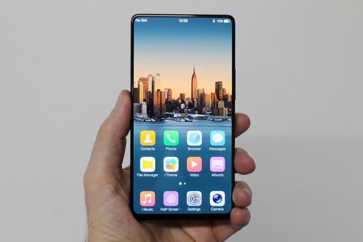 Vivo Apex Concept – Hands On at MWC 2018