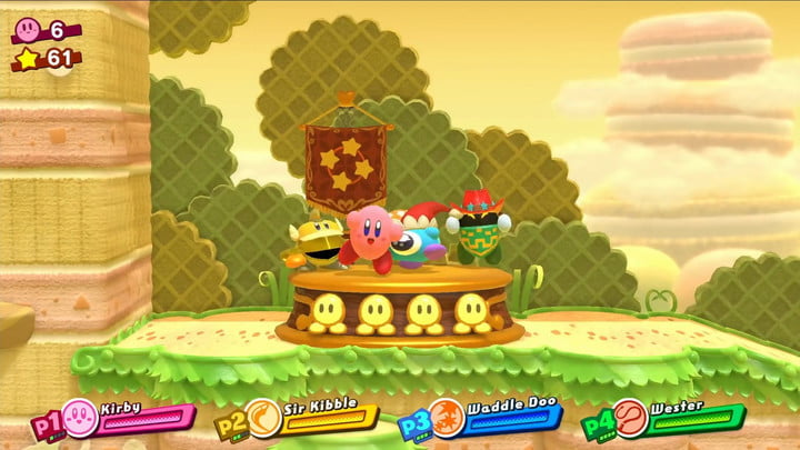 Kirby Star Allies Trailer – Nintendo Switch