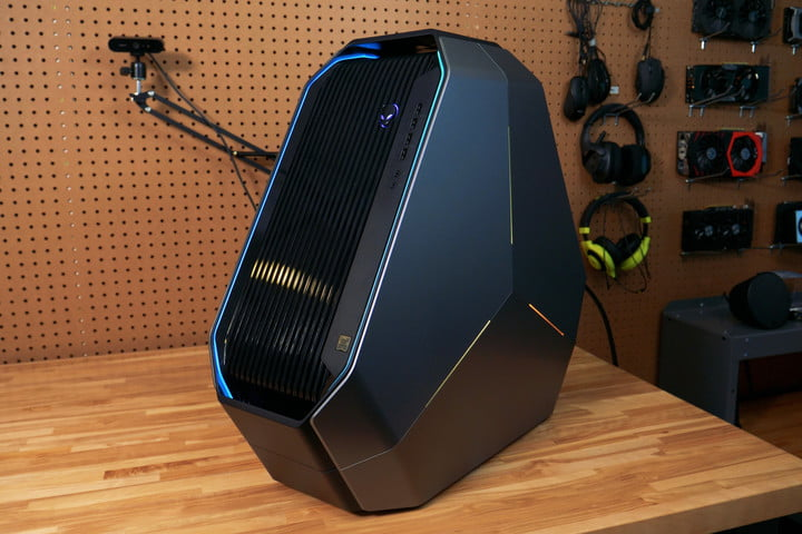b14a3f3cd111 Alienware Area-51 R5 Review
