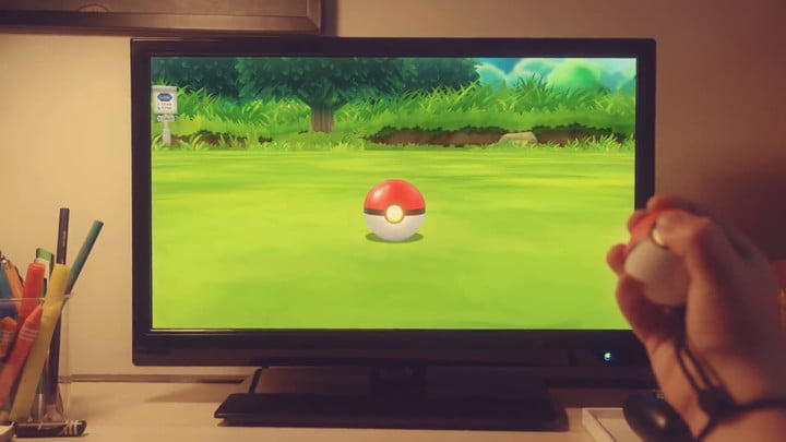 'Let's Go Pikachu:' Hands-on Preview