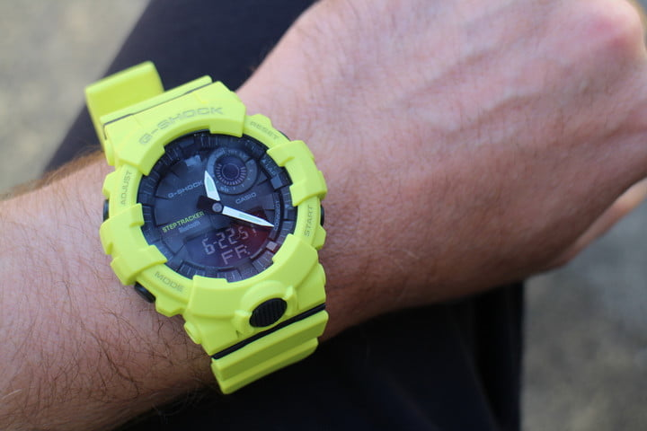 Casio G-Shock GBA-800 Review