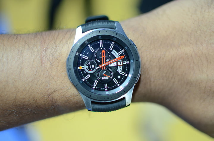 Samsung Galaxy Watch Hands-on Review