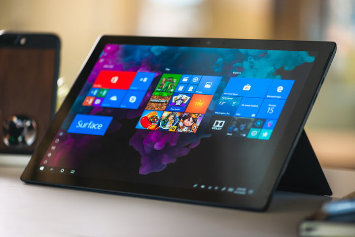 Image result for surface pro tablet mode