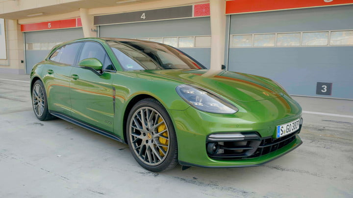 With More Tech And Twin Turbos The Panamera Gts Is Best Porsche Sedan Yet