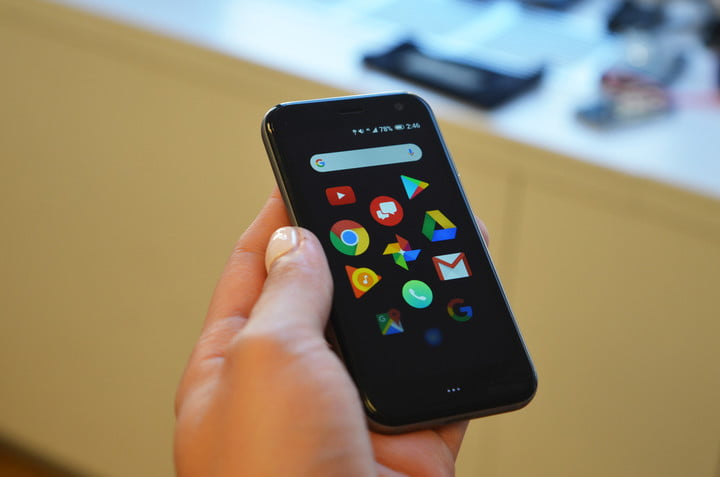 The Palm is the most useless product of the year