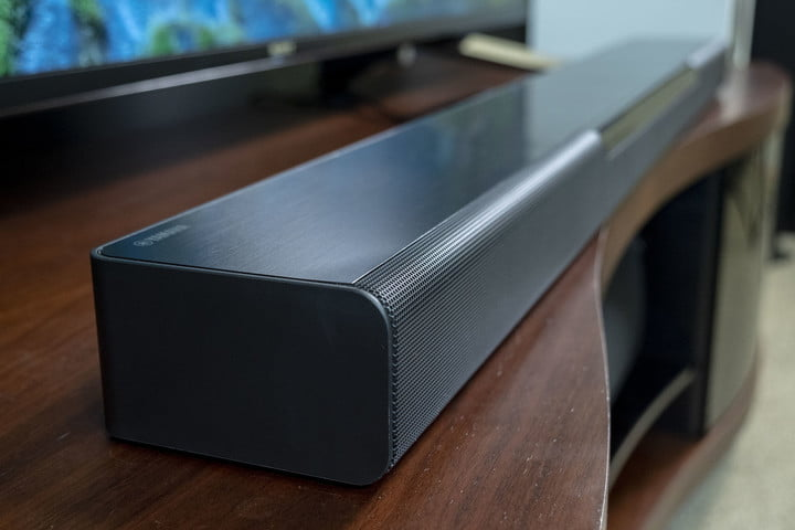 Yamaha's powerful multiroom soundbar expands or contracts to fit your needs