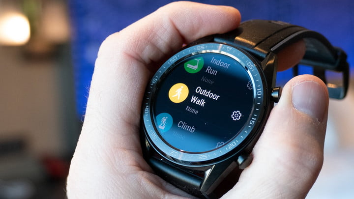 Huawei's Watch GT is all the fitness smartwatch you need, if you exercise in silence
