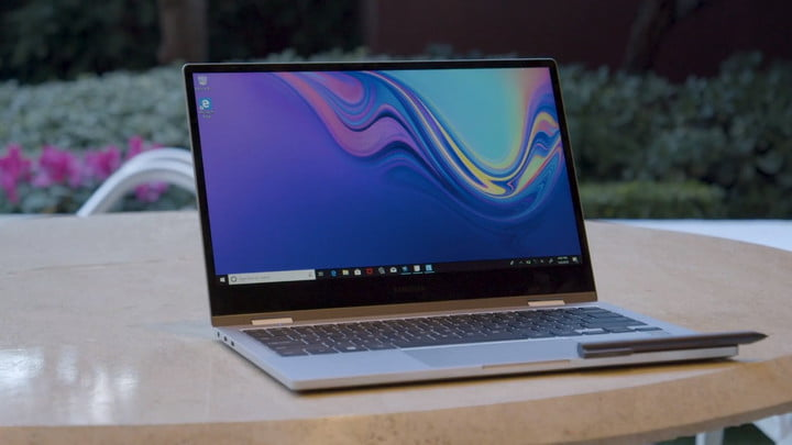 Samsung Notebook 9 Pro – Hands On at CES 2019