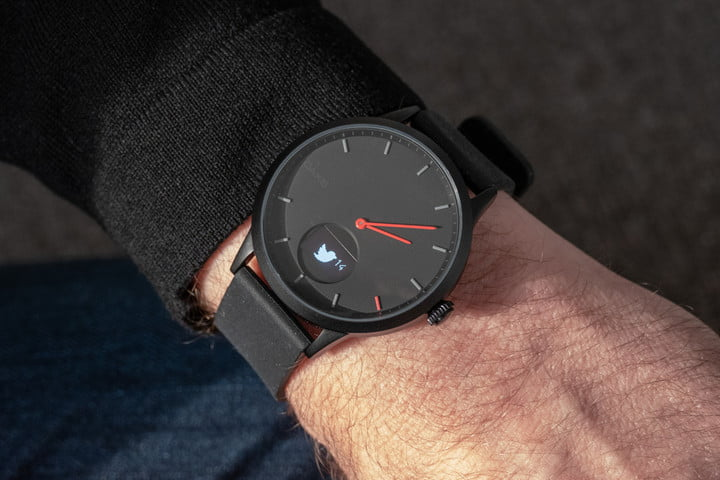 The Oaxis Timepiece is minimalist in style, maximalist in frustration.