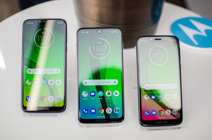 With the G7 series, Motorola refines its winning strategy for budget smartphones