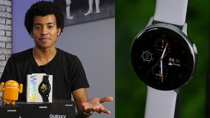 Samsung Galaxy Watch Active 2 Hands-on Review: ECG and LTE   Digital