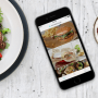 postmates takes on uber and others with speedy meal delivery service