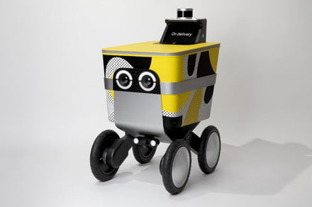 Postmates' to roll out Minion-like autonomous delivery robots in 2019
