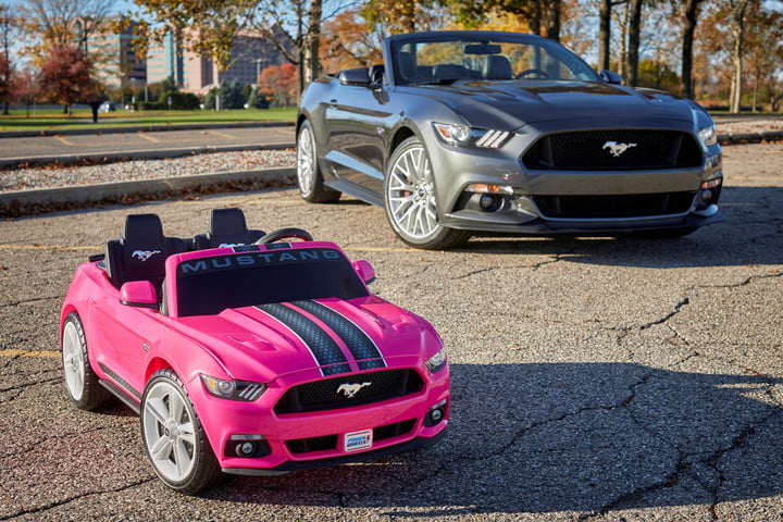 Fisher Price Ford Mustang Gt
