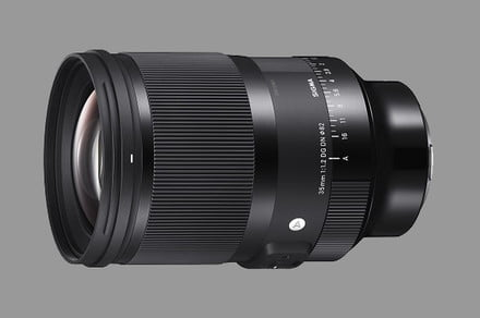 Sigma's new full-frame mirrorless lenses mix bright apertures and smaller bodies
