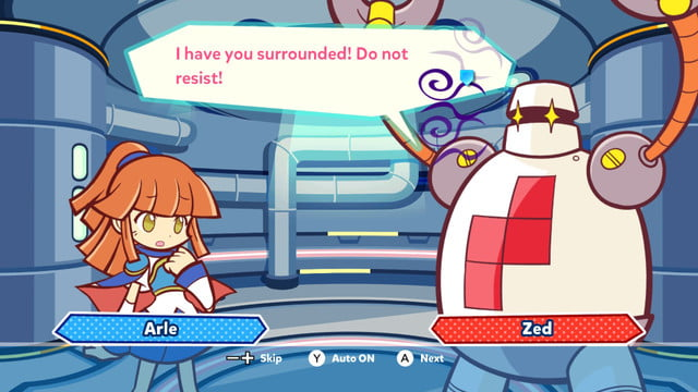 puyo tetris hands on review ppt 2