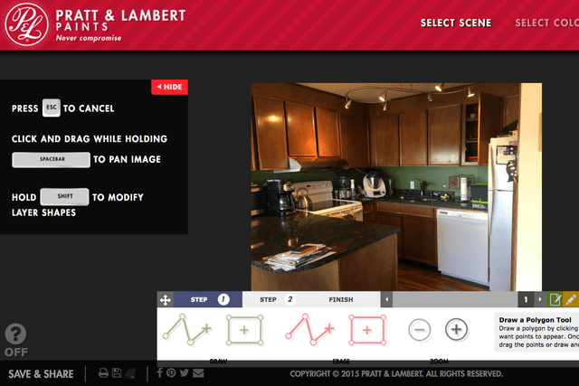 best tools to help you pick out paint colors for your walls pratt and lambert tool
