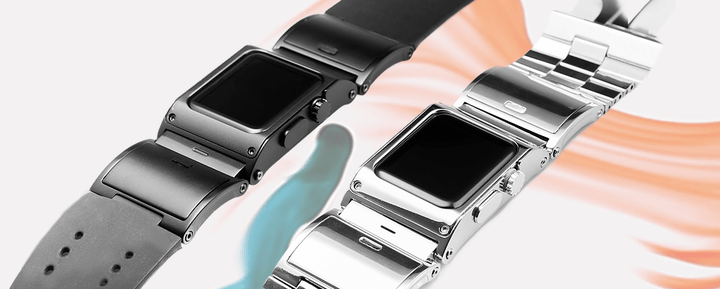 This bulky band wants to boost your Apple Watch's battery