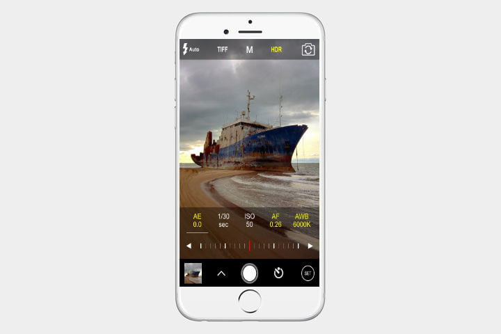 best camera apps for the iphone procam5ship