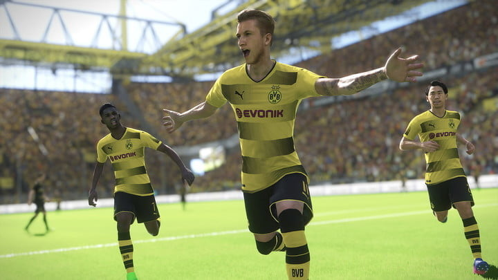 best ps4 games proevolutionsoccer