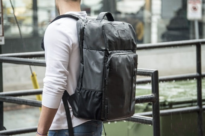 Pack a week's worth of clothes into this smart carry-on