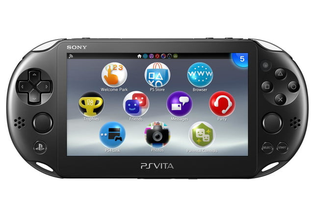 sony playstation vita slim ps press image