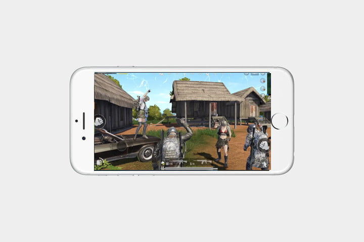 best iphone games pubg mobile