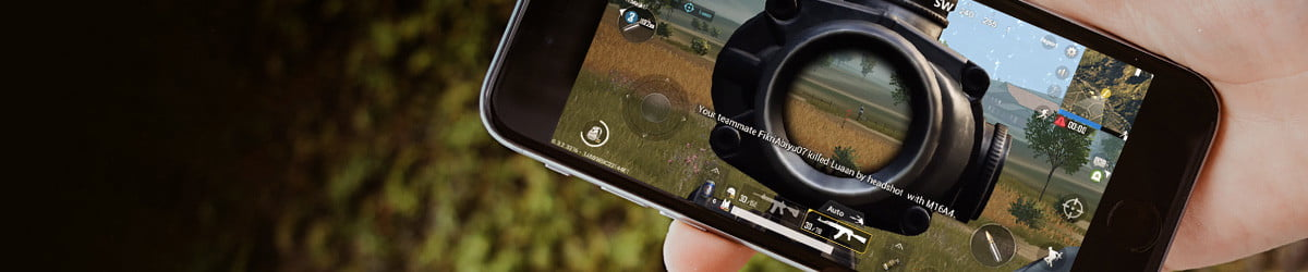 Addicted to 'PlayerUnknown's Battlegrounds?' You can play free on your phone