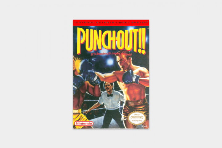 best nes games ever punch out cover