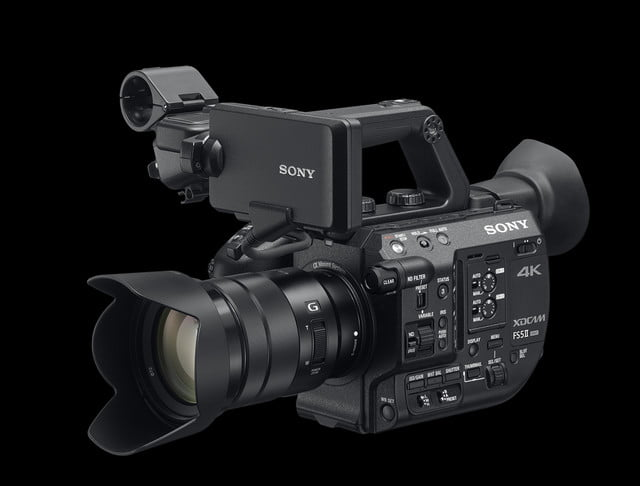 sony pxw z280 three sensors 4k 60fps pxwfs5m2 3q 180228 02